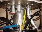 vaccum ports   needed for  mesurament process   with  ZETA ZERO