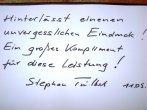 Pozostawia trwałe wrażenie. Wielki komplement za takie osiągnięcie! - relacja z   World HIGH END AUDIO  SHOW w Monachium
