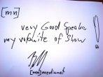 bardzo dobre kolumny- moj faworyt  na  Show !   relacja z   World HIGH END AUDIO  SHOW w Monachium