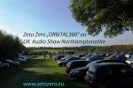 UK Audio Show Northamptonshire parking