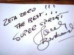 ZETA ZERO The Best ! Super sprzęt  - JACEK BORKOWSKI aktor